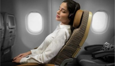 Etihad ramps up luxury in new lounge