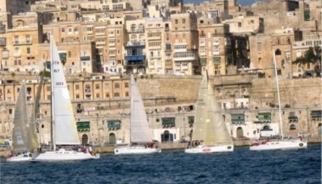 Malta, Yachts, Rolex and Urchins (to eat)