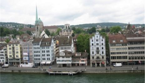 Zurich: efficient and eccentric