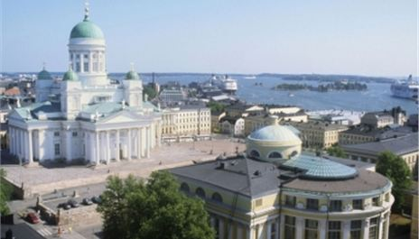 Helsinki: great, clothed or naked