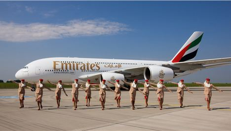 Emirates launch third daily flight to Dubai