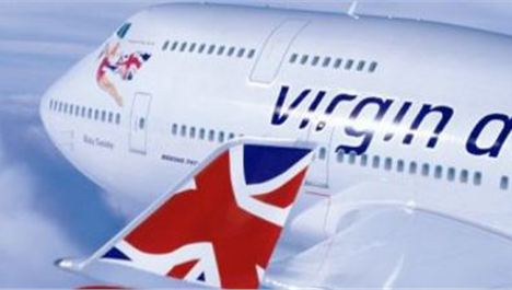 Virgin Atlantic's 100 new Manchester jobs