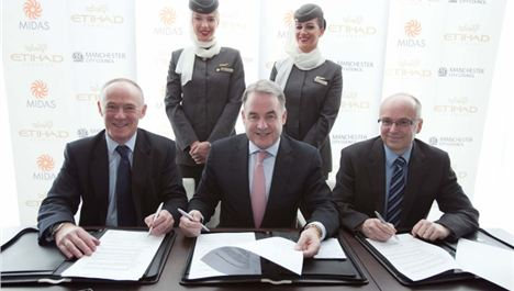 Etihad boost for Manchester