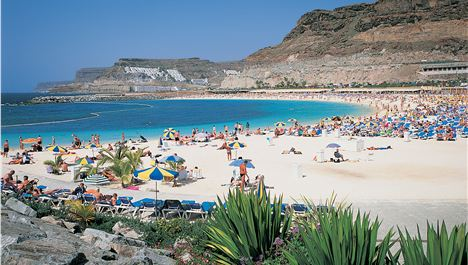 Win a return flight to Gran Canaria