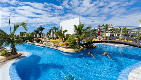 Win a holiday in Tenerife