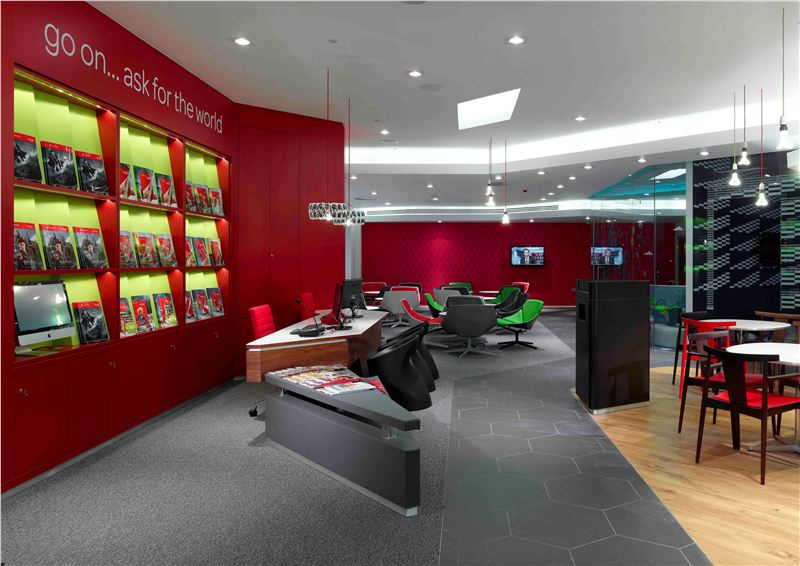 Virgin Holidays Opens The V Room Manchester News