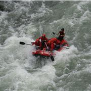 4 White Water Rafting