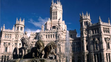 New Direct Daily Flight To Madrid