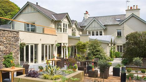 Gilpin Hotel And Lake House, AA Hotel Of The Year 2011