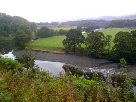 Ruskin's View At Kirkby Lonsdale