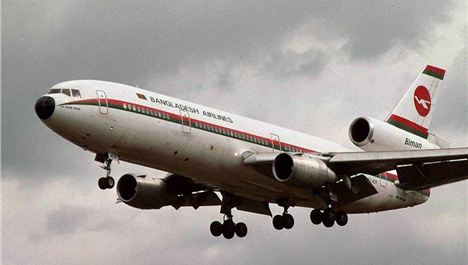 Biman Launches Dhaka Route From Manchester