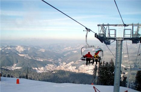 Borovets In Bulgaria