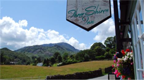 Three Shires, Little Langdale