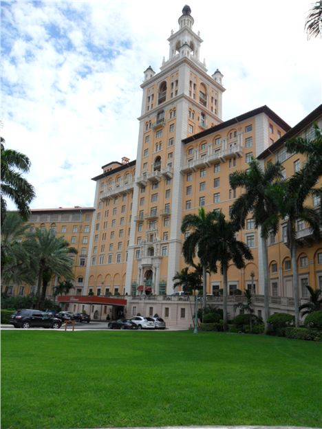 The Magnificent Biltmore Hotel