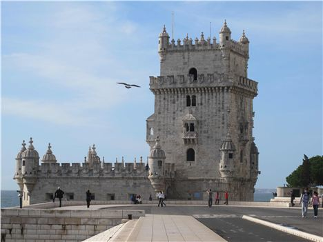 Belem's Iconic Tower