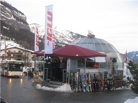 Iglu Bar Flims