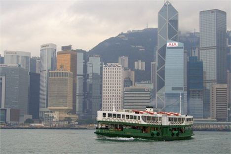 2. Hong Kong David Cawley - The Star Ferry, One Of The World's Most Iconic Crossings And Costs Just Pence To Use.
