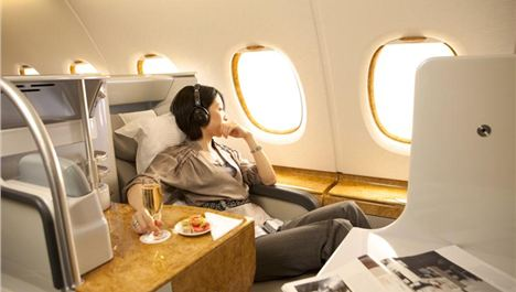 Setting The Bar High With Emirates