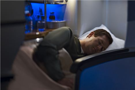 1. Emirates Business - The Fully Flat Beds Available In Business Class. Image Courtesy Of Emirates