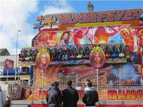 All The Fun Of The Fair Brid Seafront