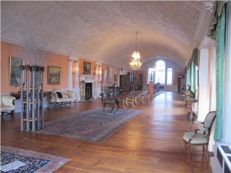The Long Gallery At Burton Agnes