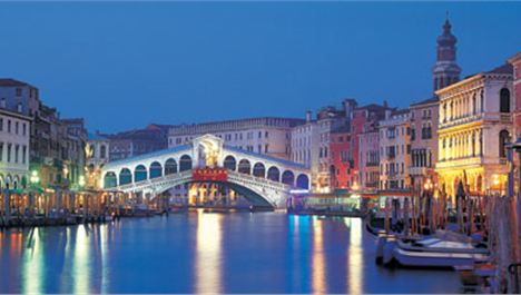 Win Return Flights To Italy