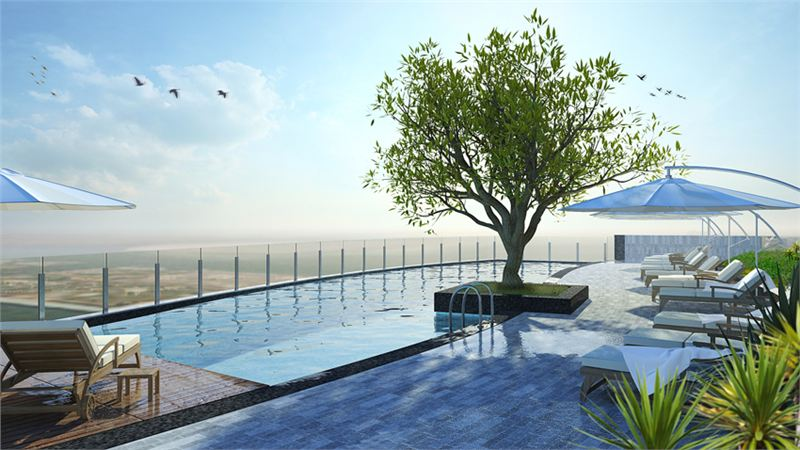 Hyatt capital gate abu dhabi abroad planet confidential - Capital tower fitness first swimming pool ...