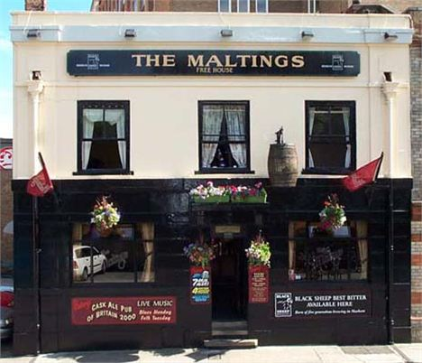 The Maltings %26#8211%3B Real Ale Mecca