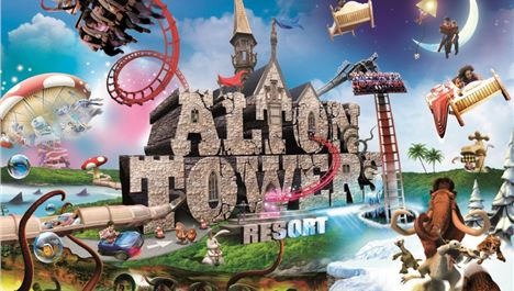 Win A Family Pass To Alton Towers Resort