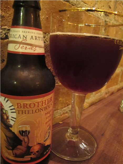 Monk's Beer %26#8211%3B Brother Thelonius