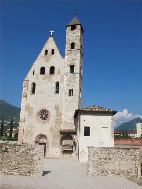 The Church Of Sant'apollinare