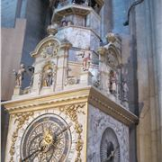 Astronomical Clock In The Cathedrale