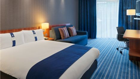 Win A Night At Holiday Inn Express, Oxford Road