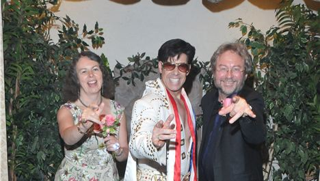 Viva Vegas, Elvis And Us