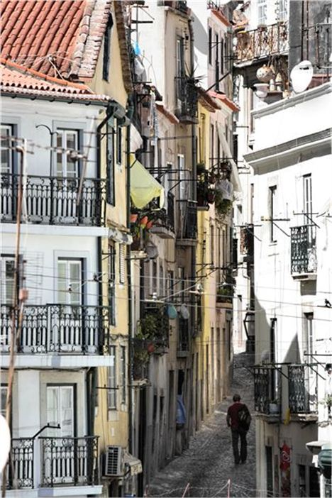 Lisbon, A Great City To Walk