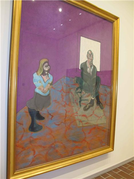 Francis Bacon In Louisiana Collection