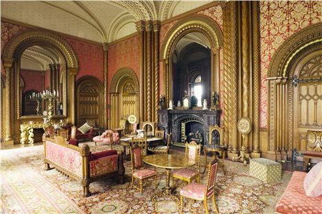 Penryhn Castle Interior