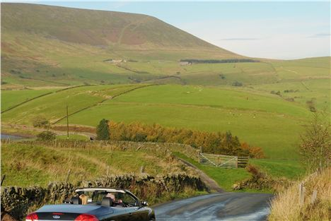 Pendle Witches Car Trail