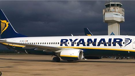 Ryanair Expands Its Manchester And Liverpool Operations