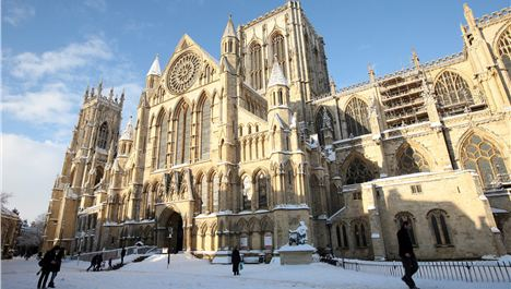 "York's Got It All ""Wrapped Up"" This Winter"