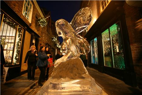 Festival Of Angels, York