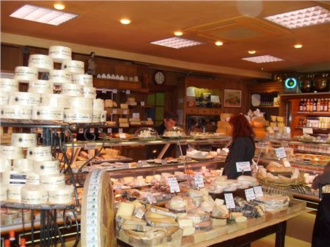 Cheese Heaven, Fromagerie Quatrehomme