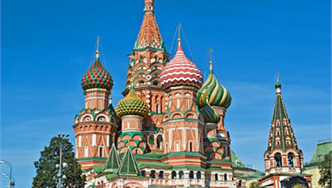 Manchester To Moscow Flights A First