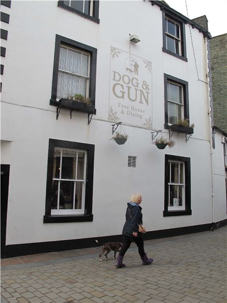 Dog And Gun, Keswick