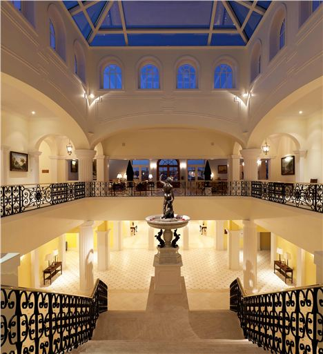 Lobby At The Yeatman