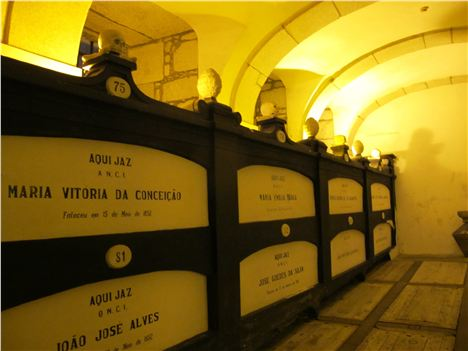 Catacombs Of St Francis, Oporto