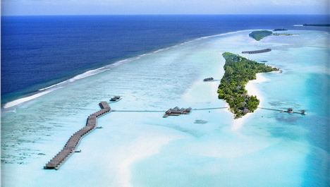 Maldives – Luxury to Dive For