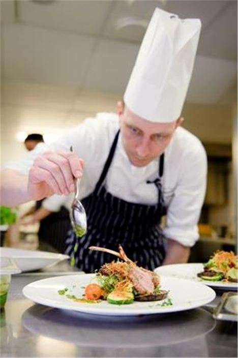 Rene Uusmees, Chef At Mekk
