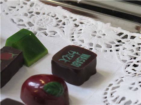 Wasabi Flavoured Chocolate And Other Treats
