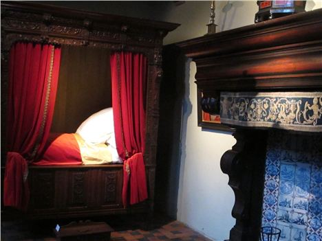Rubens' Bedroom